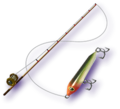 Majora's Mask 3D Fishing Rod (Standard Lure).png