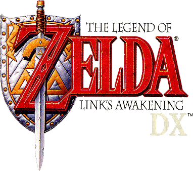 File:The Legend of Zelda - Link's Awakening DX (logo).png