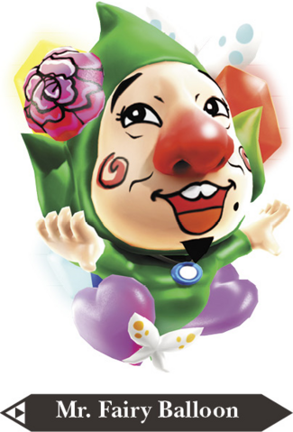 File:Hyrule Warriors Balloon Mr. Fairy Balloon (Render).png