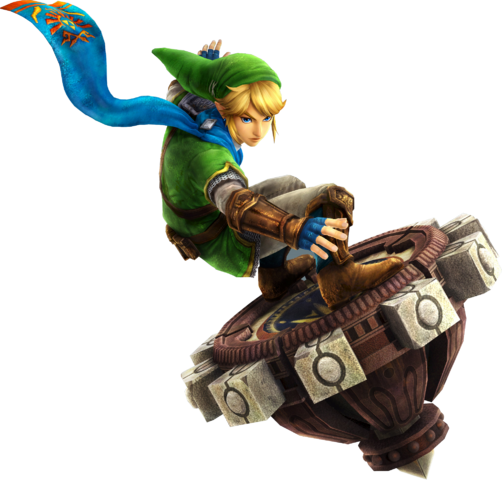 File:Link Spinner (Hyrule Warriors).png
