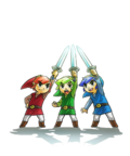 Links TriForceHeroes