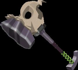 File:Skull Hammer.png