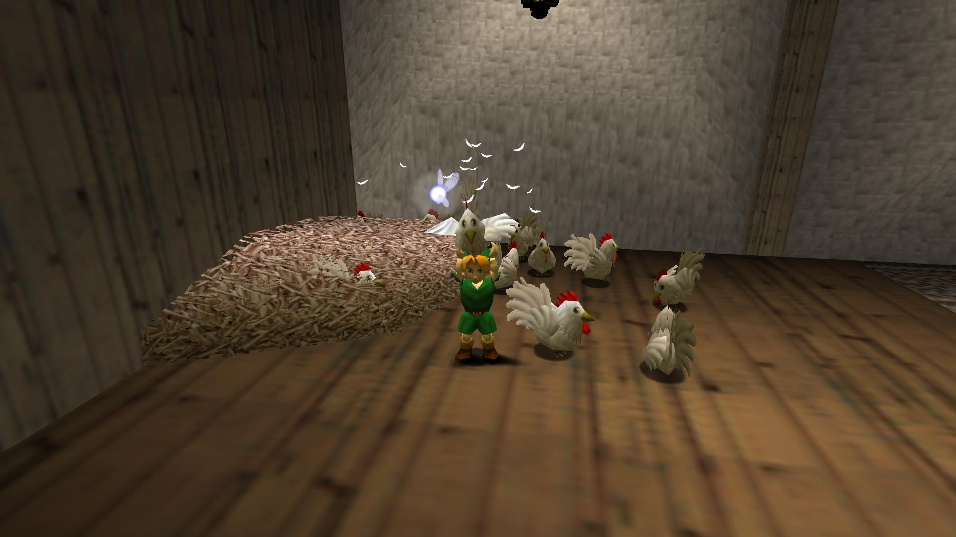 Super Cucco Findin Game Zeldapedia Fandom Powered By