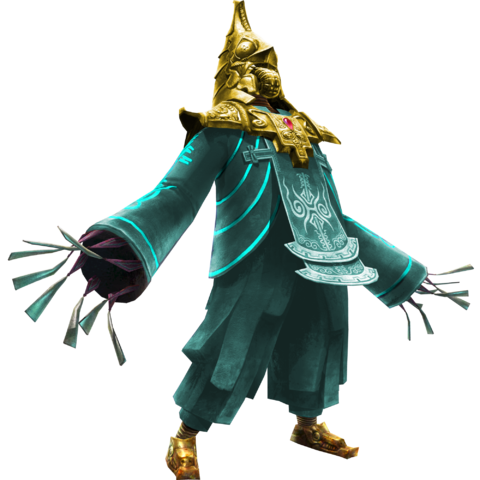 File:Hyrule Warriors Usurper King Zant Standard Outfit (Gohdan Recolor).png