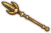 File:Hyrule Warriors Trident King of Evil Trident (Level 2 Trident).png