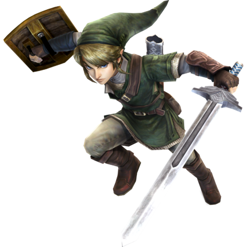 File:Hyrule Warriors Link Era of Twilight Tunic (Costume).png