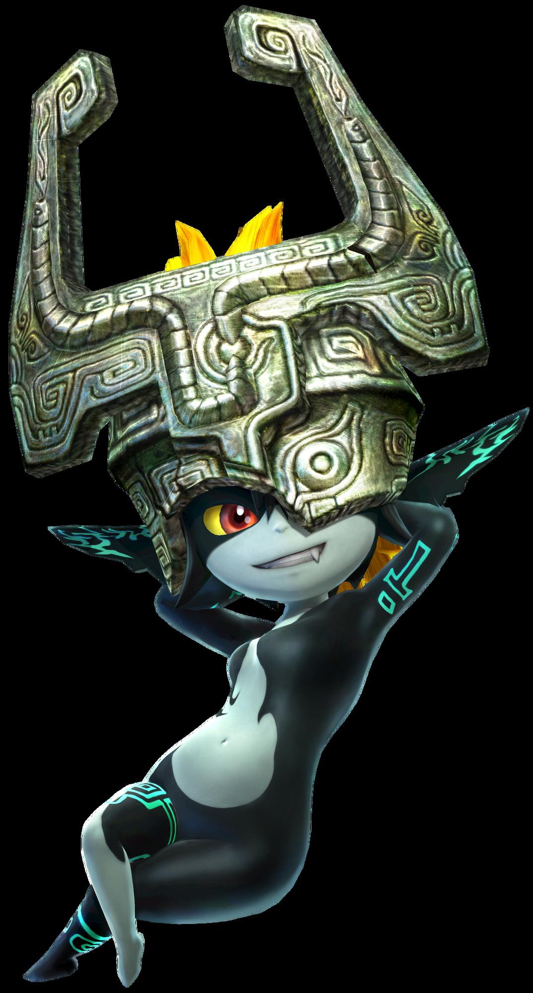 Midna/Hyrule Warriors | Zeldapedia | FANDOM powered by Wikia