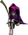 Majora's Mask 3D Artwork Ghost Hunter (Official Artwork).png