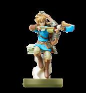 Amiibo Link (Archer) BotW