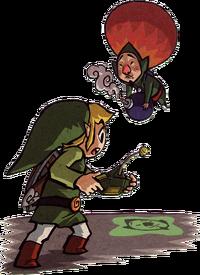Link Wind Waker 10