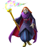 Hyrule Warriors Legends Yuga (Render)