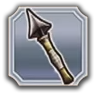 Hyrule Warriors Materials Moblin Spear (Silver Material)
