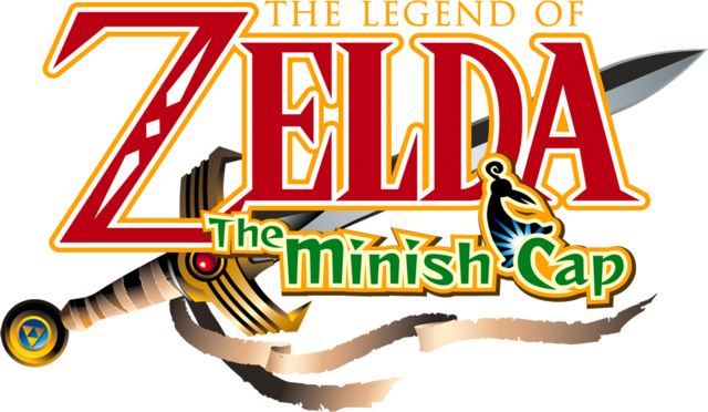 File:The Legend of Zelda - The Minish Cap (logo).png