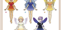 Companion Fairies