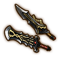Hyrule Warriors Great Swords Swords of Despair (Level 1 Great Swords)