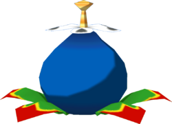 Bomb Flower (The Wind Waker)
