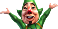 Tingle/Hyrule Warriors