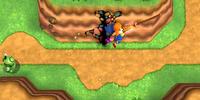 Broom (A Link Between Worlds)