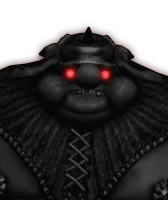 File:Hyrule Warriors Enforcers Dark Shield Moblin (Dialog Box Portrait).png