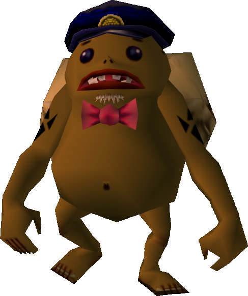 Link The Goron Zeldapedia Fandom Powered By Wikia