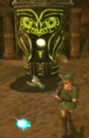 Owl Statue (Twilight Princess)
