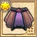 Hyrule Warriors Legends Fairy Clothing Dark Beast Skirt (Bottom).png