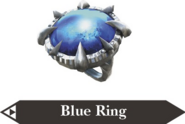 Hyrule Warriors Ring Blue Ring (Render)