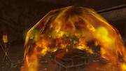 Using Din's Fire