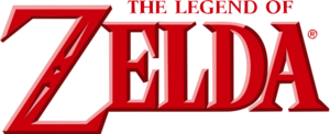 The Legend of Zelda series (logo)