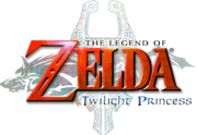 The Legend of Zelda - Twilight Princess (logo)