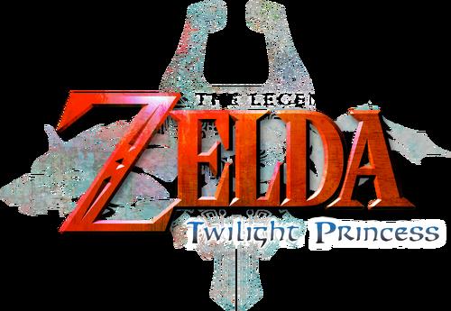The Legend of Zelda - Twilight Princess (logo)