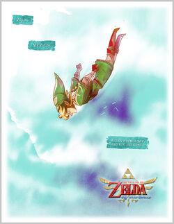 Penny Arcade Presents The Legend of Zelda Skyward Sword part 1