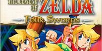 The Legend of Zelda: Four Swords (manga)
