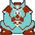 Hyrule Warriors 8-bit Sprites 8-Bit Ganon (Adventure Mode Sprite).png