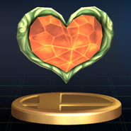 Heart Container (Brawl Trophy)