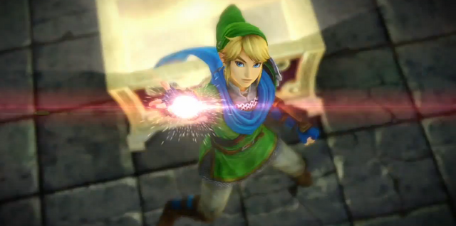 File:Hyrule Warriors - Link.png