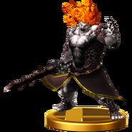 Super Smash Bros. for Wii U Demon King Demise Demise (Skyward Sword Trophy)