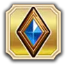 File:Hyrule Warriors Materials Fi's Crystal (Gold Material drop).png