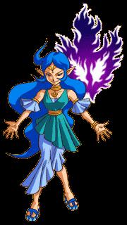 File:Oracle of Ages Veran Possessing Nayru (Artwork).png