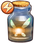 File:Hyrule Warriors Elemental Fairies Fairy of Lightning (Icon).png