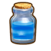 Hyrule Warriors Potions Blue Potion (Level 3 Potion)