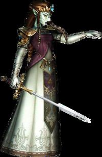Possessed Zelda