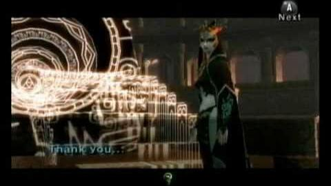 Ending of Zelda Twilight Princess