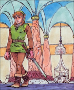 Princess Zelda's Chamber