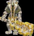 Skyward Sword Guardian Mace Guardian - Active (Render).png