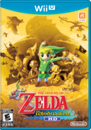 The Legend of Zelda - The Wind Waker HD (North America)