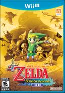 The Legend of Zelda - The Wind Waker HD (North America)