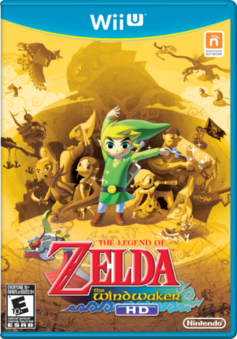 File:The Legend of Zelda - The Wind Waker HD (North America).png