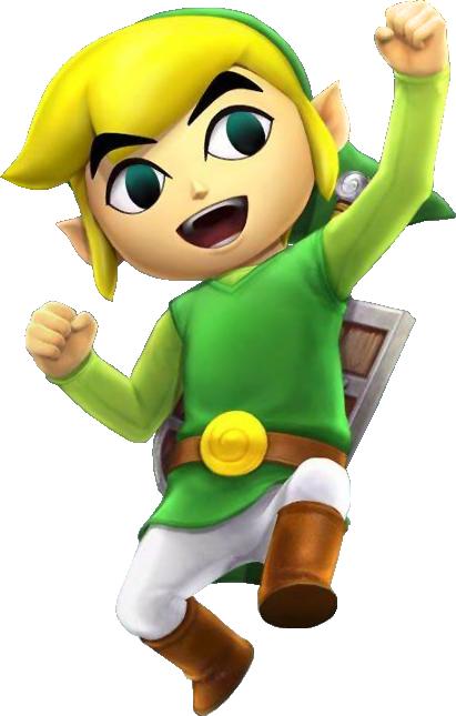 Toon Link/Hyrul... Zelda Ocarina Of Time Characters