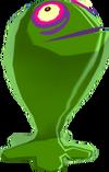 The Wind Waker ChuChu Green ChuChu (Render)